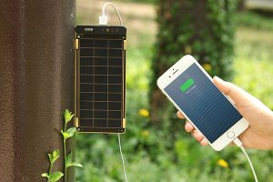 chargeur solaire TSSIBE